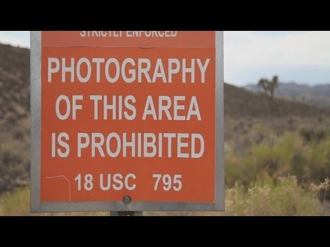 The real Area 51: Reporter tries to tour top secret US facility
