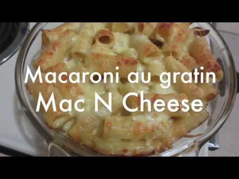 HOW I COOK: Macaroni au Gratin - Mac N cheese Haitian Style