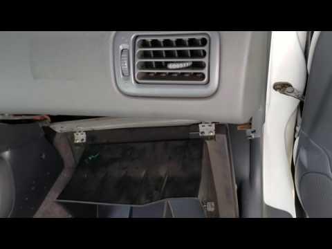 1999 Honda Civic Cabin Air Filter