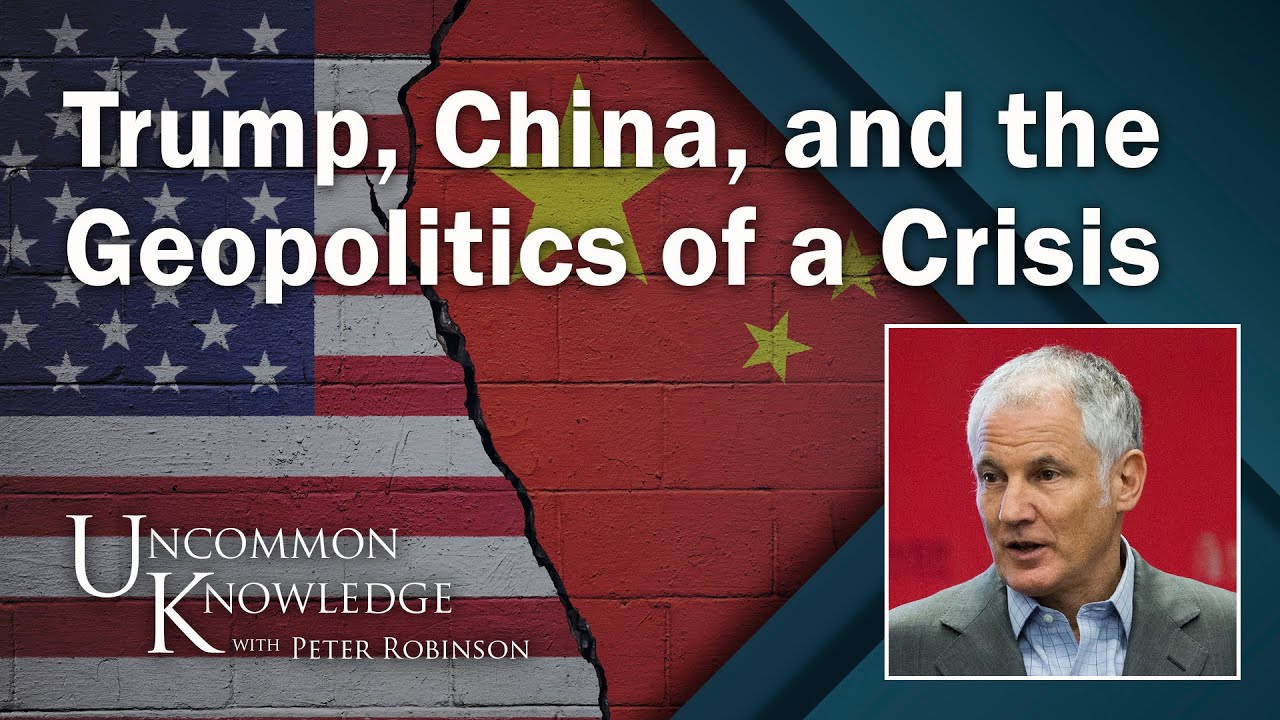 Trump, China, and the Geopolitics of a Crisis