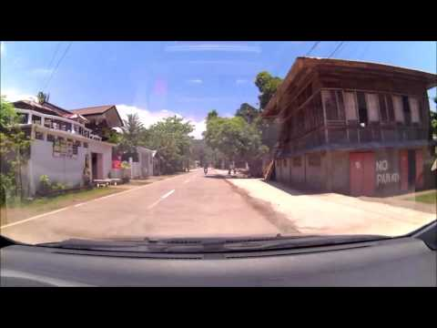 Driving Once Around Camiguin Island 2017 Part 8