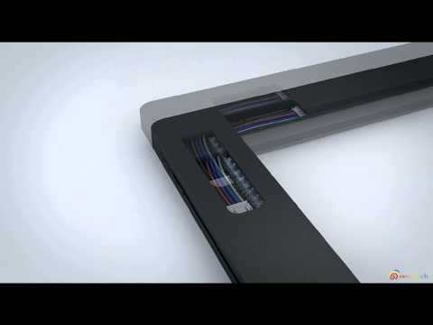 touchscreen overlay install manual