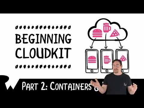 Beginning Cloudkit Part 2  Containers & DBs