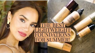 Download THE BEST LIGHTWEIGHT FOUNDATIONS!   DACEY CASH Video