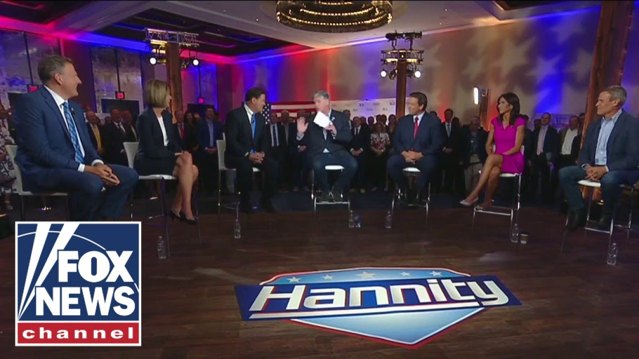 GOP governors rip liberal power grab in 'Hannity' exclusive | Town Hall