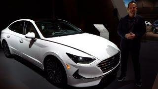 Is the 2020 Hyundai Sonata Hybrid BETTER than the Camry & Accord Hybrids?