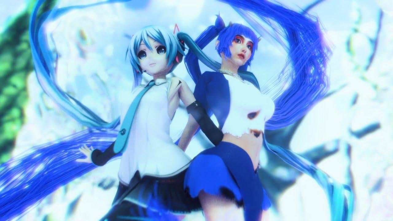 Ashnikko - Daisy 2.0 Feat. Hatsune Miku (Official Video)