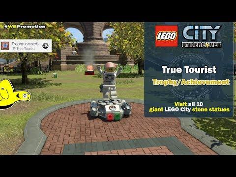 Lego City Undercover: True Tourist Trophy/Achievement - HTG