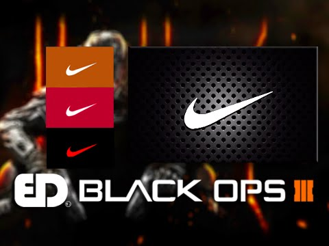 Black Ops 3: EASY NIKE Emblem Tutorial (Emblem Attack 3)