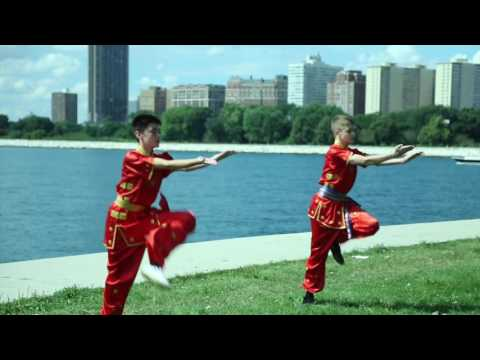 Chicago Bei Dou Kung Fu - 2016 Class Demo