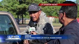 TRABAJADORES DE JACSON AVENUE