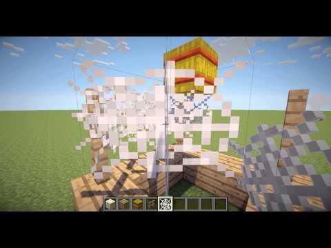 Let`s Build MInecraft - Tiki Bar