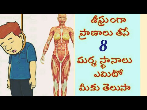 8 Marma sthanas that kill you Instantly || Be safe and Healthy || Protect your Vital organs