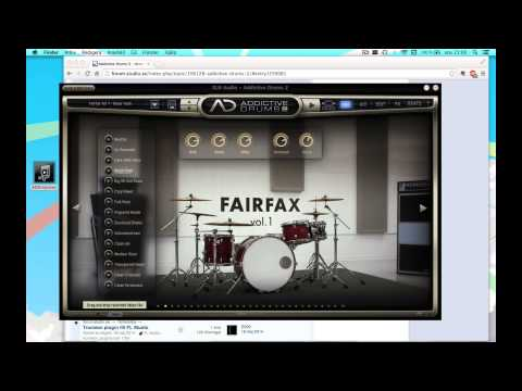 Audio Export in Addictive Drums 2