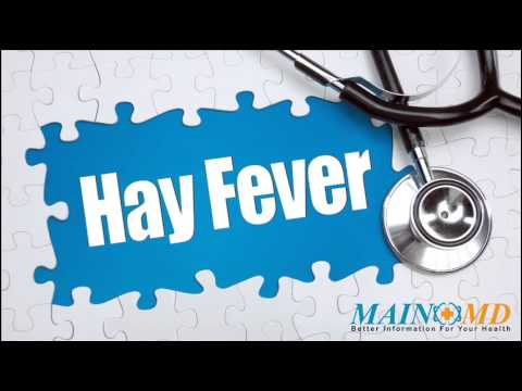 Hay Fever ¦ Treatment and Symptoms