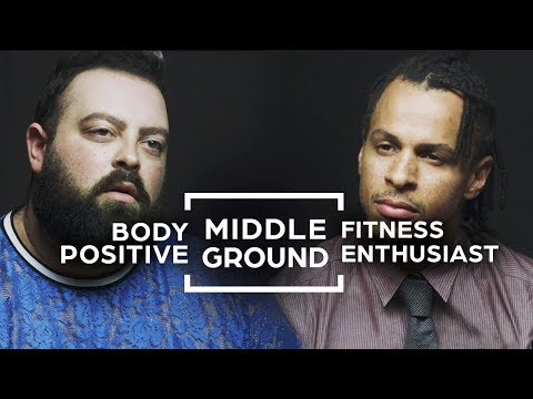 Xxx Mp4 Can Body Positive Amp Fitness Enthusiasts Find Middle Ground 3gp Sex