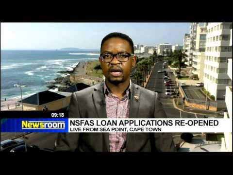 NSFAS applications re-opened after requests for extensions