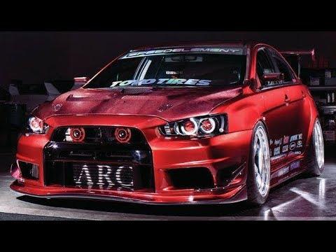 MITSUBISHI EVO X -||- ''Brake late, Gas harder, Shift faster''