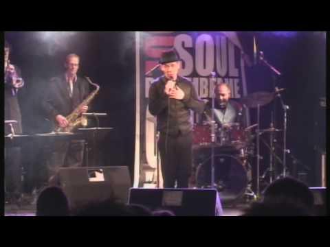 REMEMBER ME, OTIS - My Girl.  Live @ W2 Den Bosch 09-01-2010