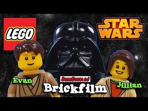 LEGO Star Wars BRICKFILM featuring EvanTubeHD - Collab with SeanDoubleJ