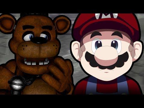 DOWNLOAD:FREDDY PLAYS: Mario - The Music Box    MARIO