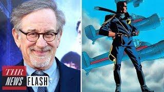Steven Spielberg Tackling DC Comics Movie