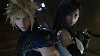 FINAL FANTASY VII REMAKE for E3 2019