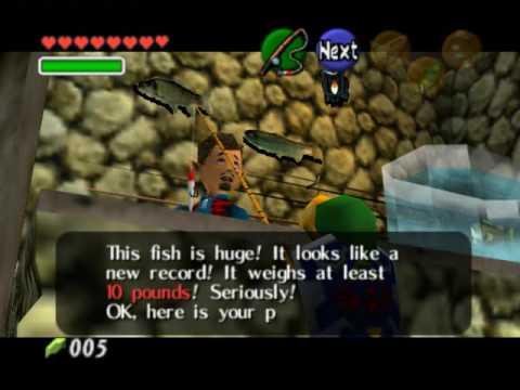 Legend of Zelda Ocarina of Time Walkthrough 05 (3/7)
