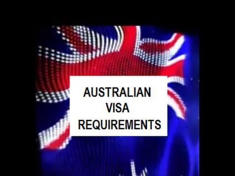 Australian visa requirements. What documents do I need?