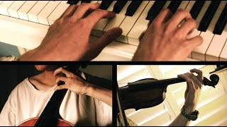 THE GREY - Into The Fray/The City Surf (Piano/Cello/Violin Trio ft. llTheCellist & HarbingerDOOM)