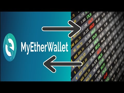 How to transfer from an exchange to MyEtherWallet | MEW and around