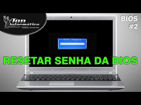 System Password Enter Password - Remover e resetar senhas de BIOS, FlashRom e CMOS