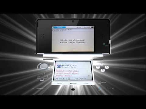 3DS GBA Ambassador Games - All final 10 European Games