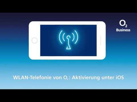 WLAN-Telefonie von o2: Aktivierung unter iOS