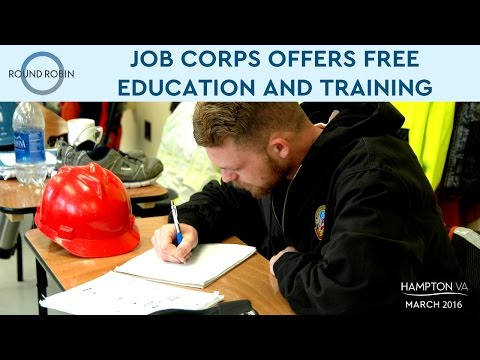 Job Corps offers free education and training