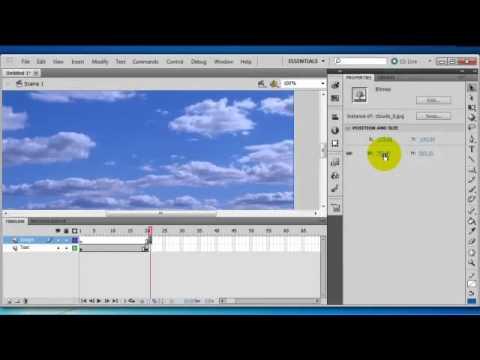 How to use Adobe Flash CS5