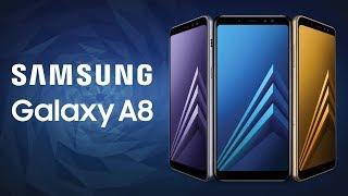 Samsung A8 2018 - [recenze]