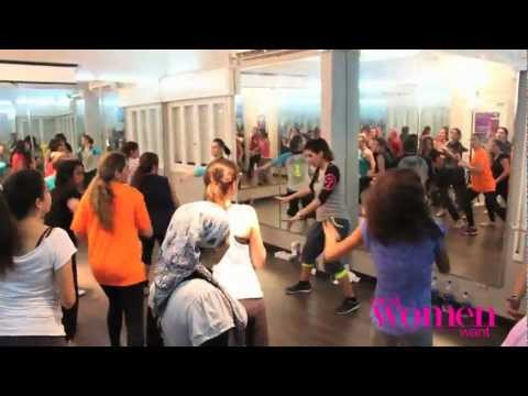 @WWWmag Zumba Fitness Class at Body Shapers Egypt