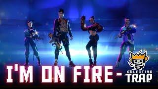 I'm on fire - T.R.A.P. (ft. BJRNCK, Awich, Krawk, Faruz Feet) l GARENA FREE FIRE