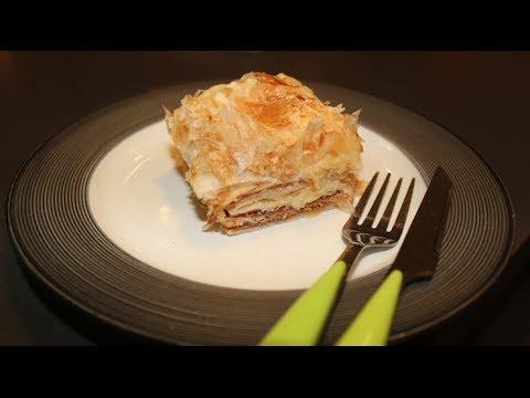 How to: Easy French Dessert!! (Napoleon)