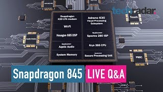 Snapdragon 845: Galaxy S9 chipset? Live chat!