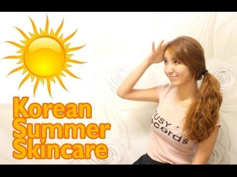 Korean Summer Skincare for Sun Protection | Wishtrend
