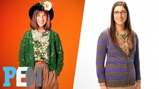 Mayim Bialik Traces Her Career: Beaches To Blossom To Big Bang Theory   PEN   Entertainment Weekly
