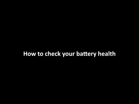 Checking Laptop Battery Health using Command Prompt