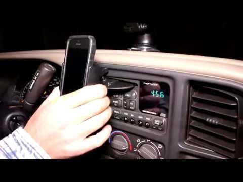 Hold your phone with a CD? - IPOW Phone Holder