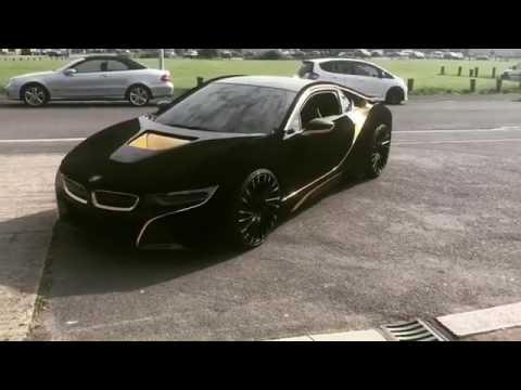 Master Ov Gets His Car Wrapped Gold Video Download