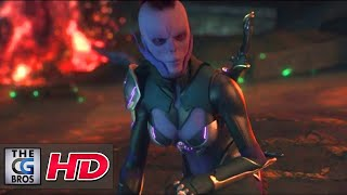 "CGI 3D Animated Short: ""The Warden"" - by The Warden Team"