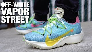 OFF WHITE Nike Vapor Street REVIEW & On Feet