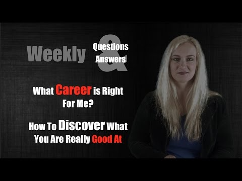 How to find your dream job/business and select the right career path.