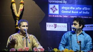 Taal Bole Chipalila.. Bhajan (Anand Bhate & Rahul Deshpande)